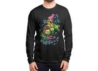 SOUR PUSS - mens-long-sleeve-tee - small view