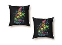 SOUR PUSS - throw-pillow - small view