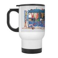 Who Do You Want to be Today? - travel-mug-with-handle - small view