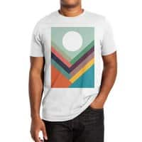 Rows of Valleys - mens-extra-soft-tee - small view