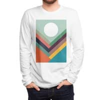 Rows of Valleys - mens-long-sleeve-tee - small view
