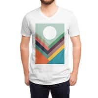 Rows of Valleys - vneck - small view