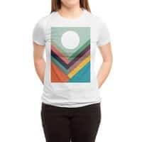 Rows of Valleys - womens-triblend-tee - small view