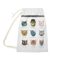 Art & Meow - laundry-bag - small view