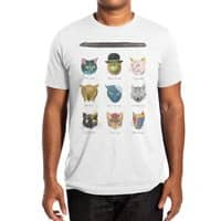 Art & Meow - mens-extra-soft-tee - small view