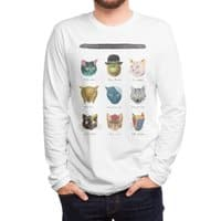 Art & Meow - mens-long-sleeve-tee - small view