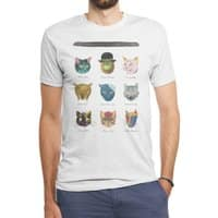 Art & Meow - mens-triblend-tee - small view