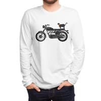 Purrfect Roadtrip... - mens-long-sleeve-tee - small view