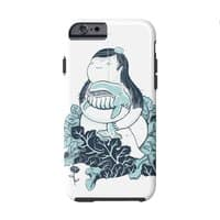 Whale Huggin' - double-duty-phone-case - small view