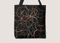 Burning Circles - tote-bag - small view