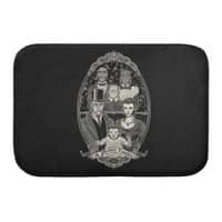 Strange Portrait of a Perfect Family - bath-mat - small view