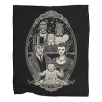 Strange Portrait of a Perfect Family - blanket - small view