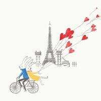 Paris in Love - small view