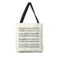 Dance With Rhythm - tote-bag - small view