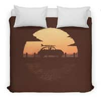 Summer Trip - duvet-cover - small view