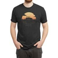 Summer Trip - mens-triblend-tee - small view