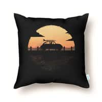 Summer Trip - throw-pillow - small view