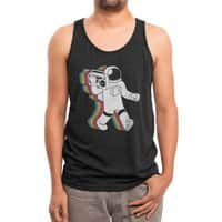 Funkalicious - mens-triblend-tank - small view