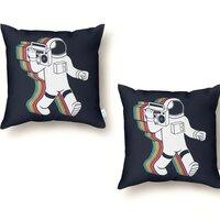Funkalicious - throw-pillow - small view