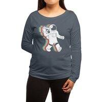 Funkalicious - womens-long-sleeve-terry-scoop - small view