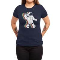 Funkalicious - womens-triblend-tee - small view