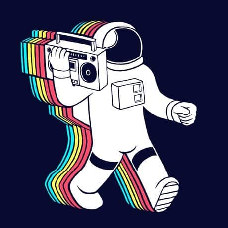 astronauts t-shirts