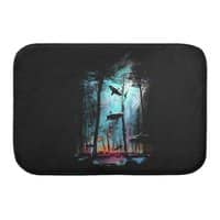 Shark Forest - bath-mat - small view