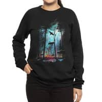 Shark Forest - crew-sweatshirt - small view
