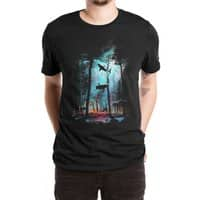Shark Forest - mens-extra-soft-tee - small view
