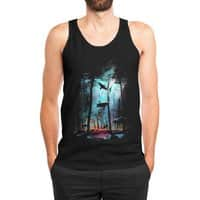 Shark Forest - mens-jersey-tank - small view