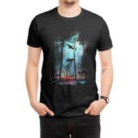 Shark Forest - mens-regular-tee - small view