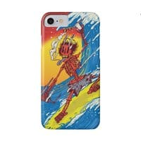 Skull Surfer - perfect-fit-phone-case - small view