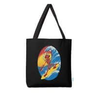 Skull Surfer - tote-bag - small view