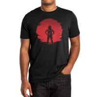 Red Planet - mens-extra-soft-tee - small view