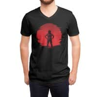 Red Planet - vneck - small view