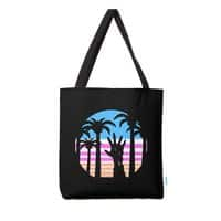 Trouble in Paradise - tote-bag - small view