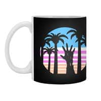 Trouble in Paradise - white-mug - small view
