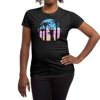 Trouble in Paradise - womens-regular-tee - small view