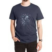 I'd Like to be Under the Sea - mens-extra-soft-tee - small view
