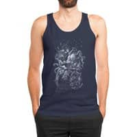 I'd Like to be Under the Sea - mens-jersey-tank - small view