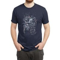 I'd Like to be Under the Sea - mens-triblend-tee - small view