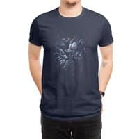 I'd Like to be Under the Sea - mens-regular-tee - small view
