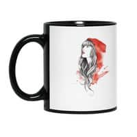 The Red Story - black-mug - small view