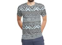 Aztec Madness - mens-sublimated-triblend-tee - small view