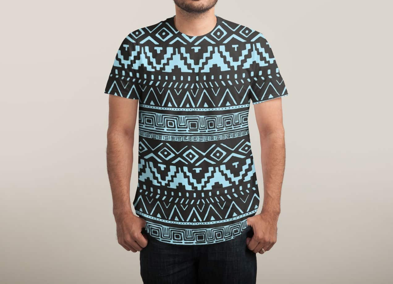 Aztec Madness by MissAliciaa Threadless