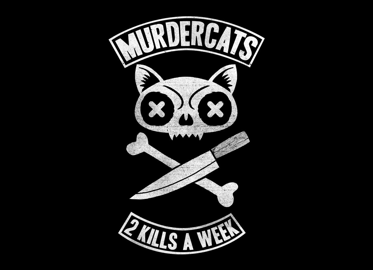 MURDERCATS By Andrew Gimetzco