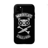 MURDERCATS - double-duty-phone-case - small view