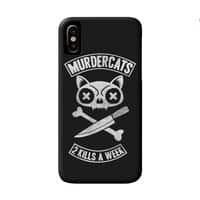 MURDERCATS - perfect-fit-phone-case - small view