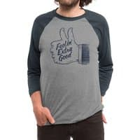 Double Thumbs - triblend-34-sleeve-raglan-tee - small view