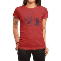 Double Thumbs - womens-regular-tee - small view